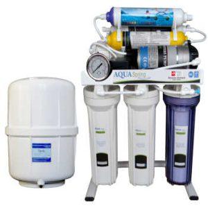 دستگاه تصفیه آب سافت واتر مدل RO-07
