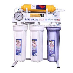 دستگاه تصفیه آب سافت واتر مدل N-E RO7-ORP