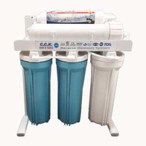 دستگاه تصفیه کننده آب نیمه صنعتی CCK مدل RO-200